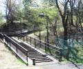 第2の難所『急勾配の階段』